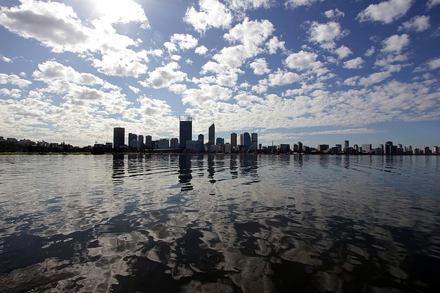 Swan River, Perth, Australia ©Pixabay