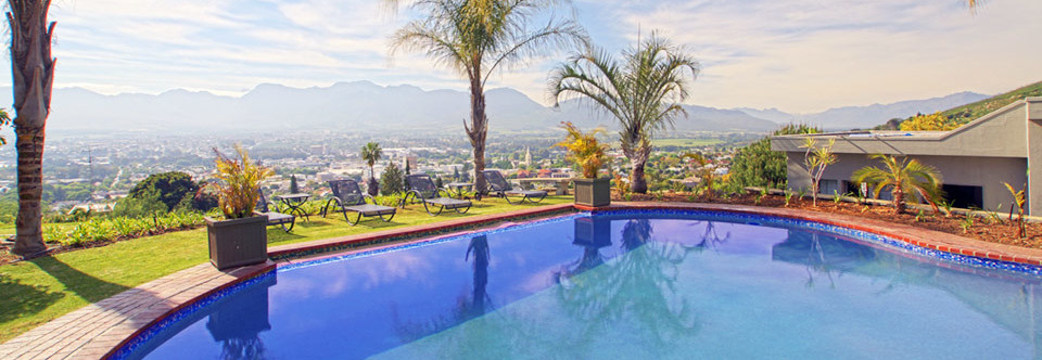 Paarl Boutique Hotel ©paarlboutiquehotel