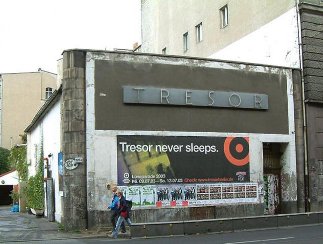 Tresor Berlin   © Michael Brossmann/WikiCommons