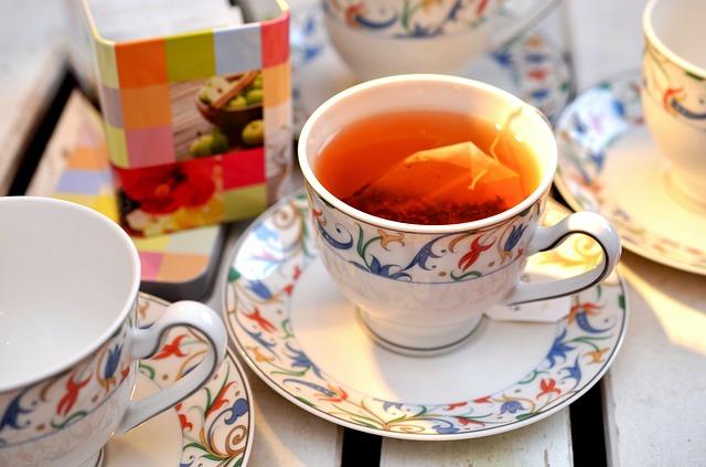 Tea time | © Stott / Pixabay