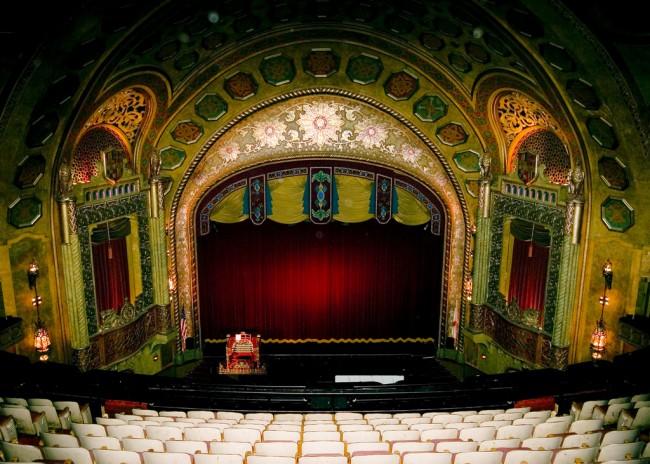 Inside The Alabama Theatre, Birmingham | © Richard Melanson/Flickr