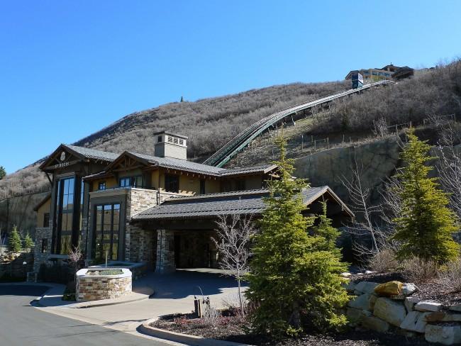 The St. Regis at Deer Valley Park City, Utah  © D Ramey Logan/WikiCommons
