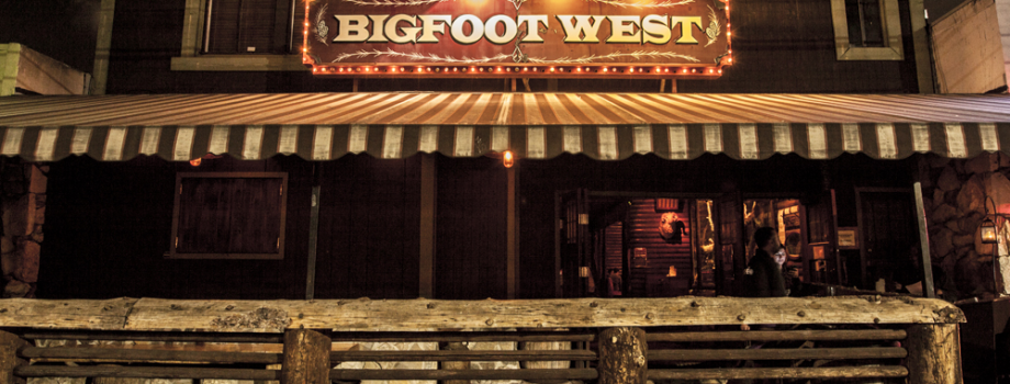 Bigfoot West ©www.bigfootwest.com