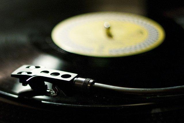 Vinyl Turntable | © Petras Gagilas/Flickr