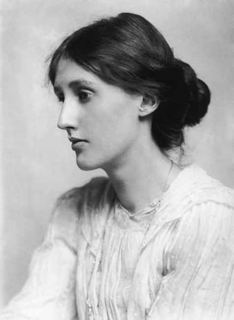 Virginia Woolf | ©Adam Cuerden / Wikicommons