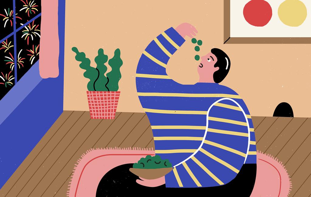 WaldemarStepien-NY-EatingGrapes