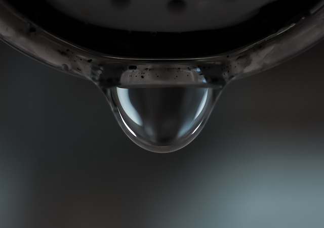 Water drip | ©IppikiOokami / Pixabay