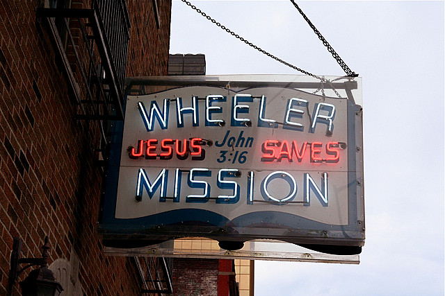 Wheeler Mission | © Steven Depolo/Flickr