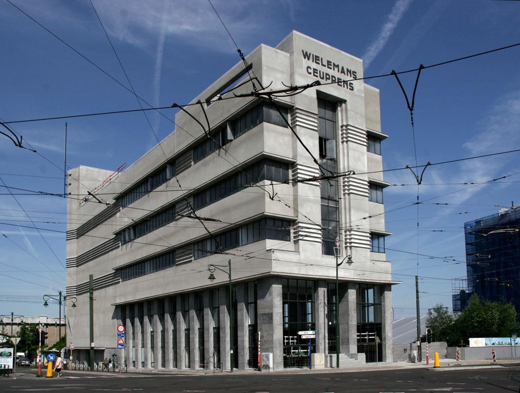 WIELS, Courtesy of www.artbuild.eu