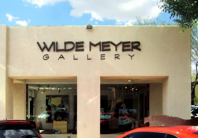 Wilde Meyer Gallery - exterior
