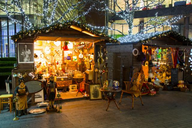 LBC Christmas Markets | © Huw Chaffer