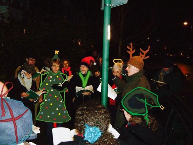 Queens Park Singers