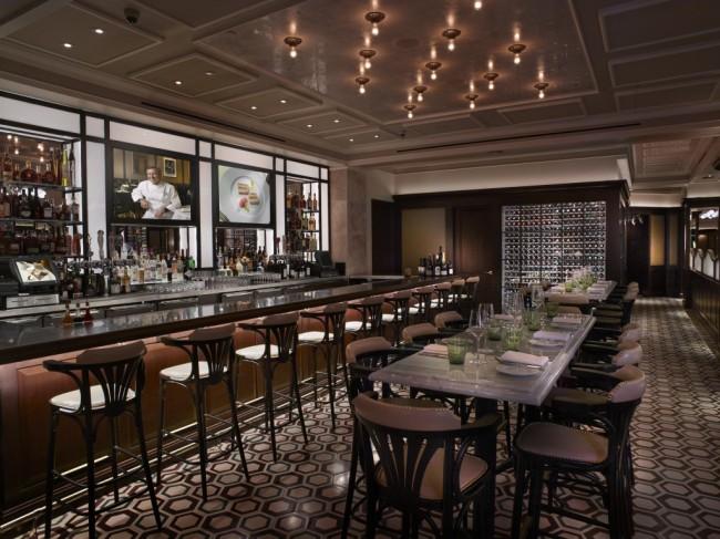 Bar angle | Courtesy of db Brasserie