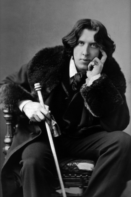 Portrait of Oscar Wilde | © Napoleon Sarony/WikiCommons