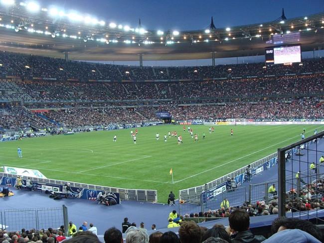 Stade de France | © Liondartois/Wikicommons
