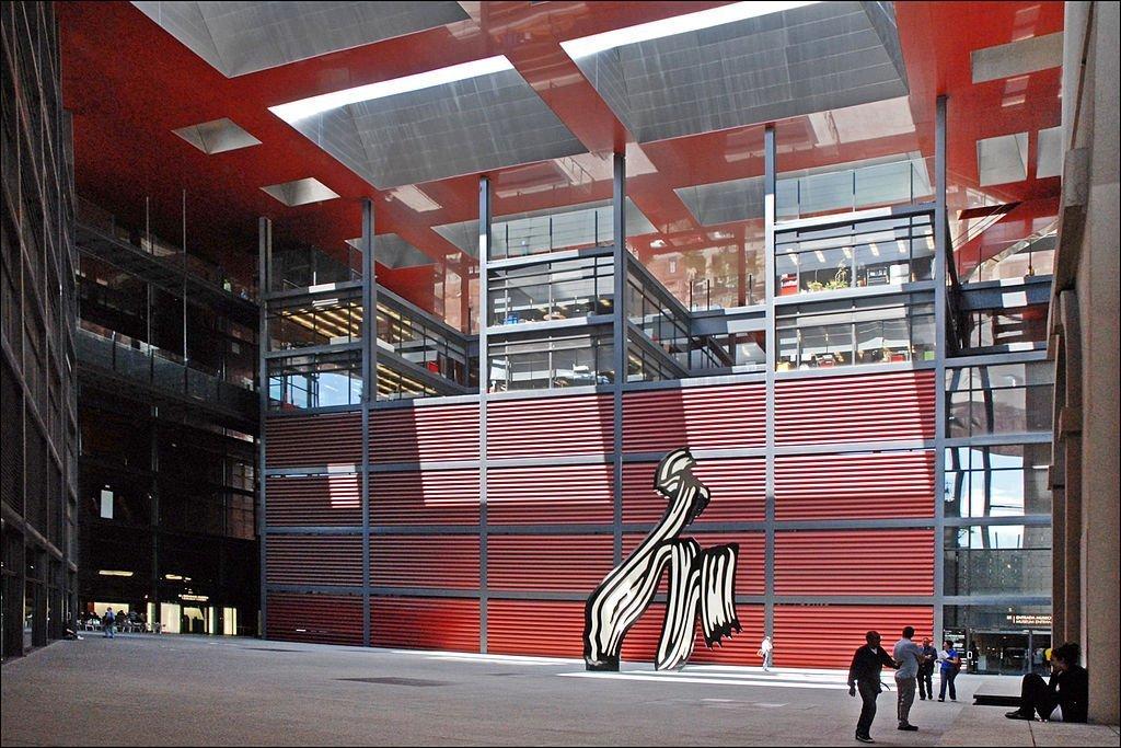Madrid 39 s golden triangle el prado reina sofia thyssen - Museo nacional centro de arte reina sofia ...