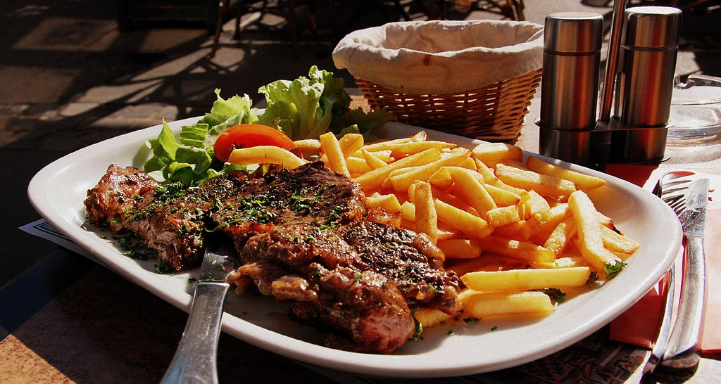 The 10 best steak frites restaurants in brussels belgium - Best of french cuisine ...
