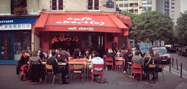 Courtesy of Café Cheri(e)