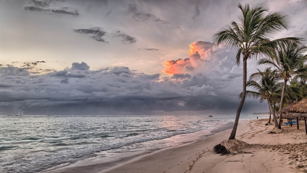 Bavaro Sunrise, Dominican Republic ©Joe deSousa