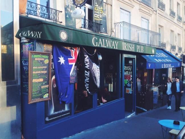 Courtesy of Galway Irish Pub