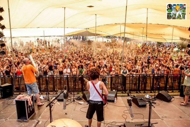 Sunbeat Festival © Zohar Ron