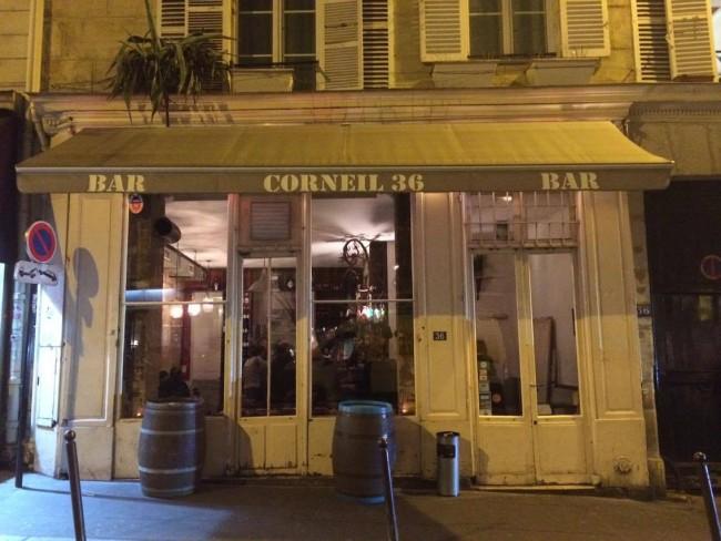 Le 36 Corneil | © Emilie Heyl