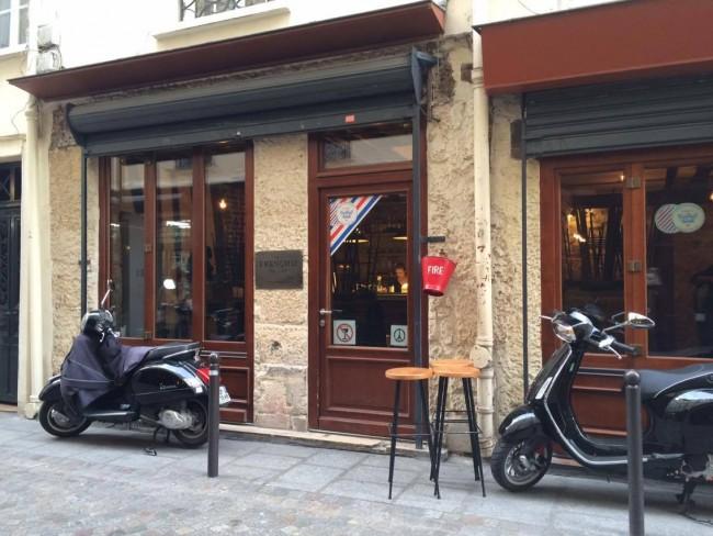 Frenchie Bar à Vin| © Emilie Heyl