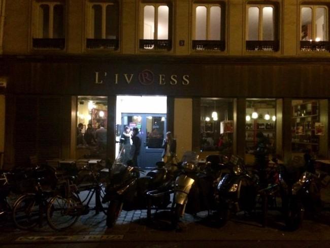 L'Ivress | © Emilie Heyl