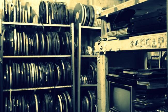 Old film reels   © Danielle Griscti/Flickr