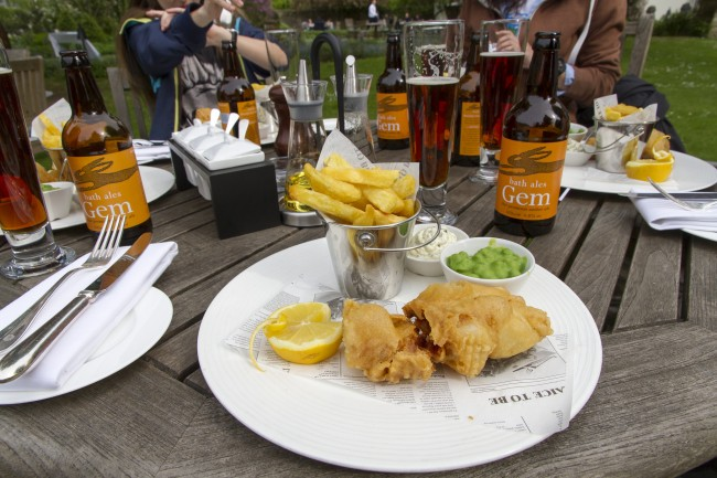 Fish and Chips | © Angel Ganev/Flickr