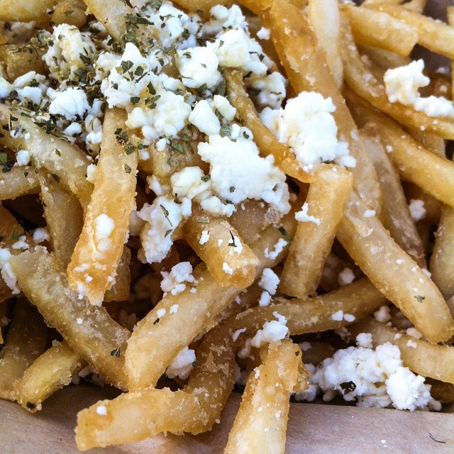 Greek Fries | © L.A. Foodie/Flickr