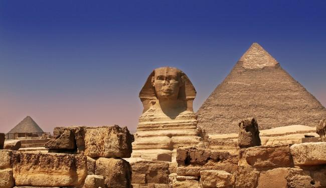 Giza Pyramids & Sphinx - Egypt | © Sam valadi/Flickr