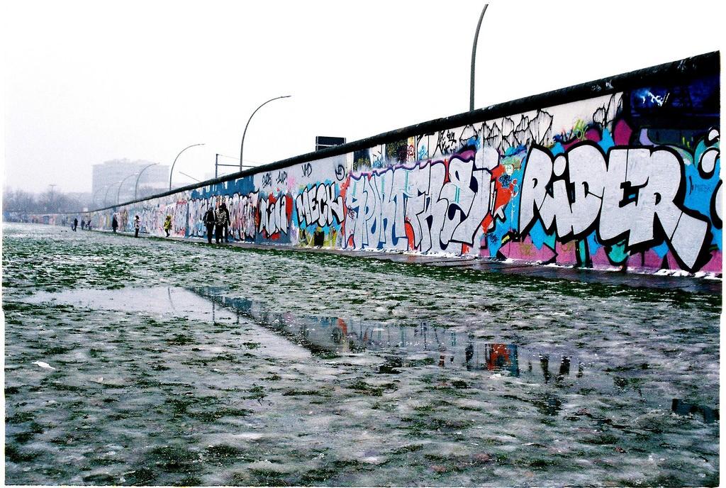 Berlin Wall © Katarína Chovancová / Flickr