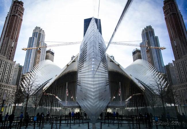 New York - The Hub |© Ed Kiley | Flickr