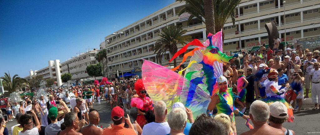 Playa del ingles gay
