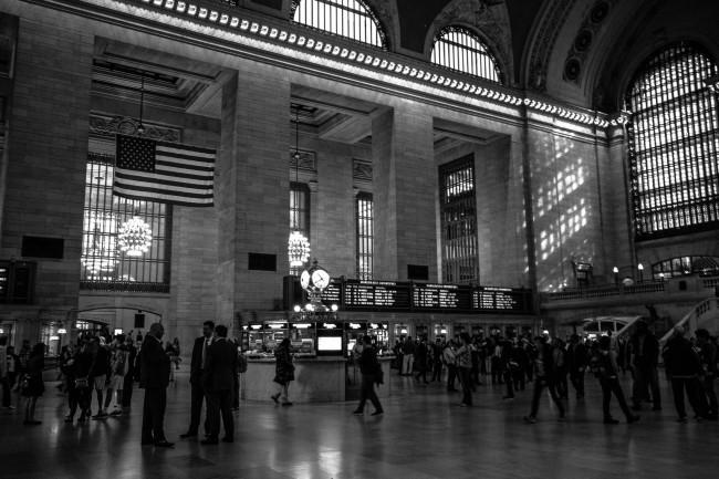 Grand Central Station - NYC | © Marcela/Flickr