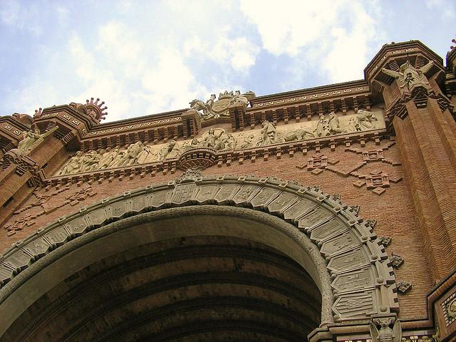 Arc de Triomf | © Mario Martí/Flickr