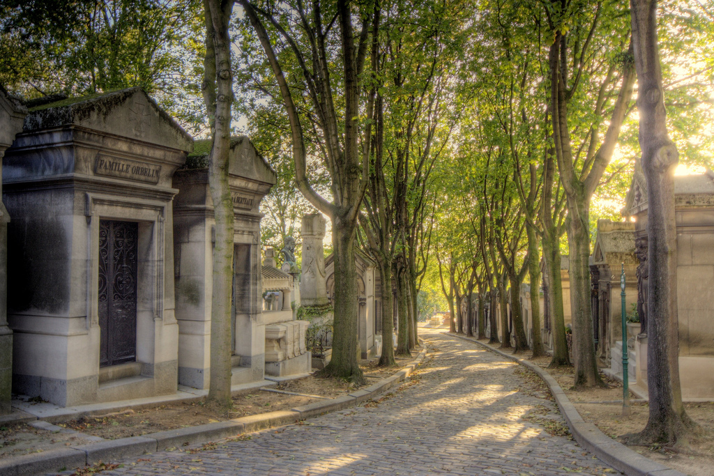 images from p 232 re lachaise oldest cemetry