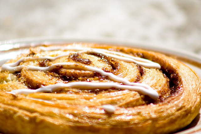 Cinnamon roll|© Matt Barber Flickr
