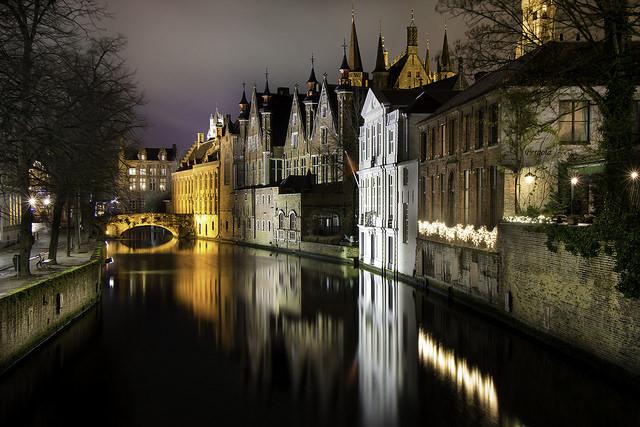 Brugge | © Carlos Andrés Reyes/Flickr