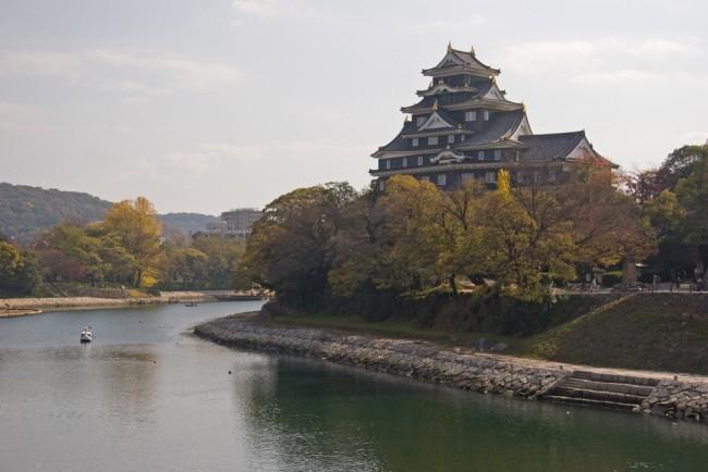 Okayama Castle | © Kimon Berlin/Flickr