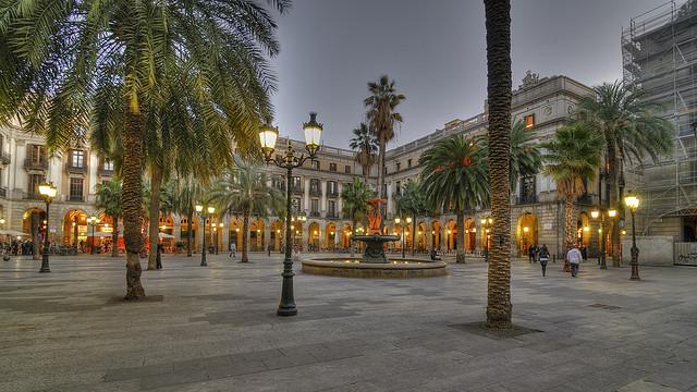 Plaça Reial | © Serge Melki/Flickr