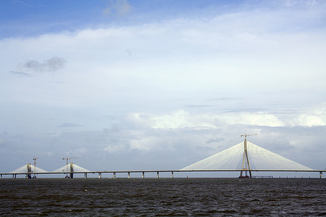 Bandra Worli Sealink ©Magiceye/Flickr