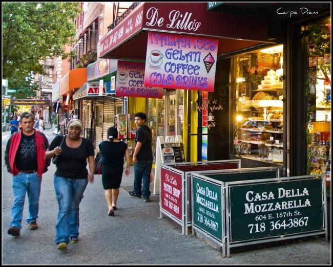 Arthur Avenue Italian Culture | © Tony Fischer/Flickr