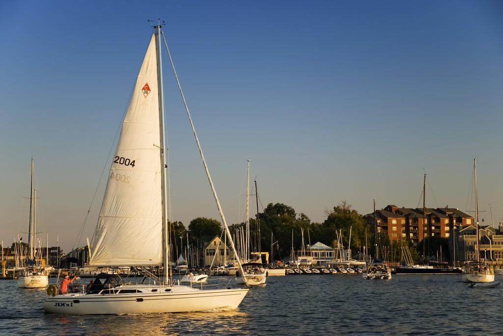 Best Restaurants In Annapolis Maryland