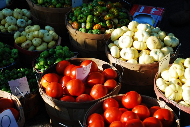 Minneapolis Farmers Market   © Cultivate LA-Landscape Architect/Flickr