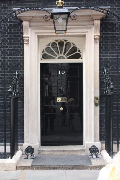 10 Downing Street © Robert Sharp/WikiCommons