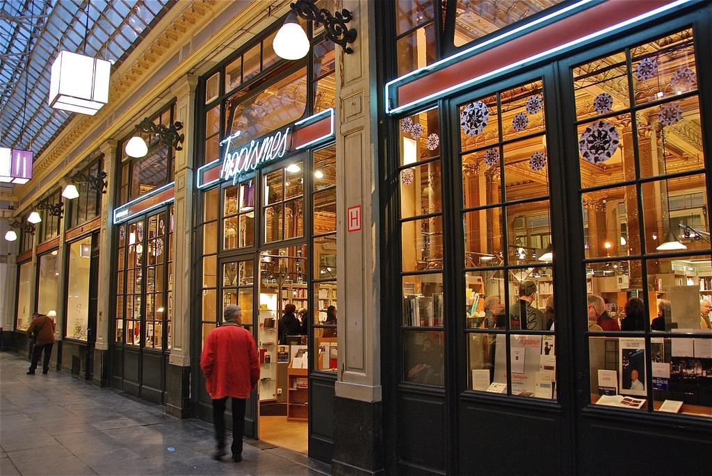 Tropismes, gorgeous bookshop and former abode to Victor Hugo's mistress   © Stephane Mignon/Flickr