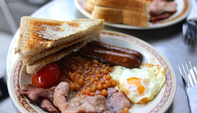 English Breakfast | © Christian Kadluba/ flickr