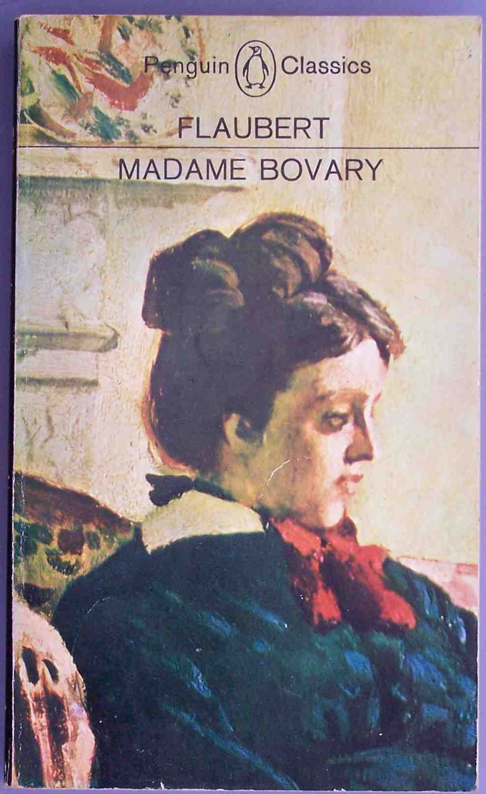 a literary analysis of madame bovary by gustave flaubert